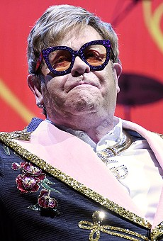 Elton John to head down the 'Yellow Brick Road' back to Orlando in 2020