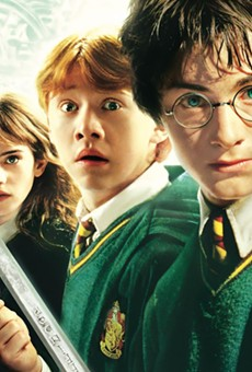 Orlando Philharmonic will perform score to 'Harry Potter and the Chamber of Secrets' this year