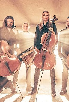 Metal celloists Apocalyptica to kick off their 2020 North American tour in Orlando