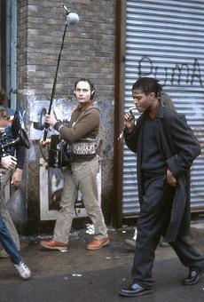 Jean-Michel Basquiat in Downtown 81