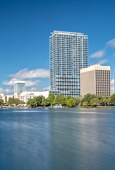 Almost two thirds of Orlando's population are now renting their homes