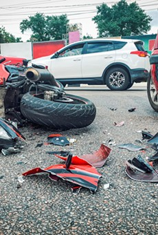 Florida Supreme Court rules car insurance company must pay the family of motorcyclist in fatal accident