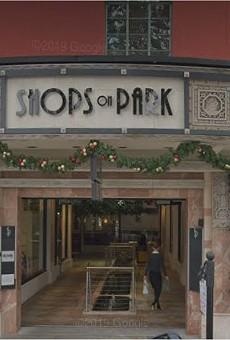 Shops on Park