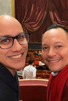 Jerick Mediavilla and Carlos Guillermo Smith