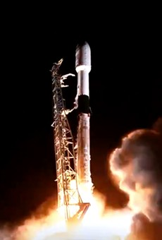 This week's SpaceX launch in Cape Canaveral could have larger significance for Central Florida