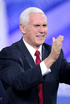 Vice President Mike Pence headlining 'Latinos for Trump' event in Kissimmee