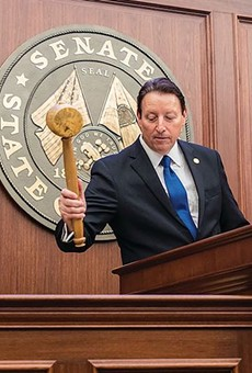 Florida Senate President Bill Galvano