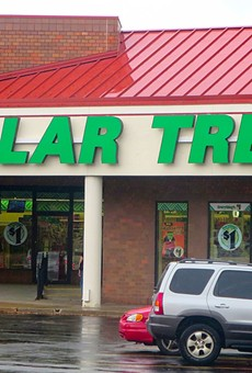 An Apopka Dollar Store was the scene of the Thursday attack