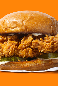 DoorDash and Popeyes are offering free chicken sandwich combos for deliveries over $20
