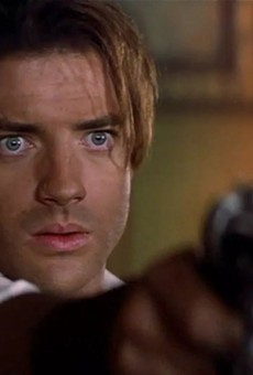 Brendan Fraser in The Mummy, 1999
