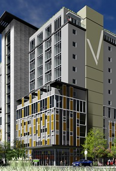 Micro-apartments are coming to Thornton Park, and they won't be cheap