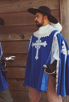 Orlando Shakes production of 'The Three Musketeers' opens this week