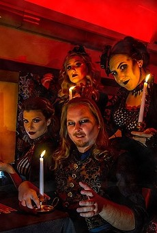 Phantasmagoria and Maxine's on Shine add some spooky spice to your Valentine's plans