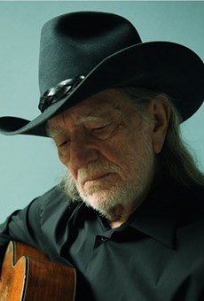 Willie Nelson is on the road again, and he's stopping in Orlando Friday night
