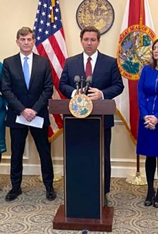 Citing 'patient confidentiality,' Gov. DeSantis won't disclose if any Floridians have been tested for coronavirus