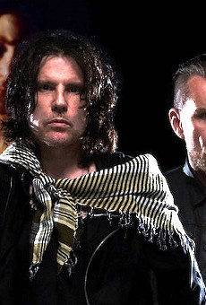The Cult will bring 'Sonic Temple' anniversary tour to Orlando this spring