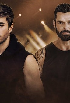 Enrique Iglesias and Ricky Martin to co-headline Orlando's Amway Center in October