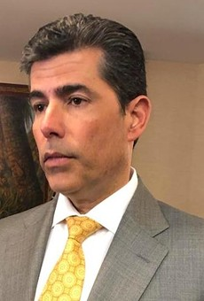 Florida House Speaker Jose Oliva, R-Miami Lakes