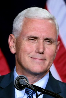VP Mike Pence, visiting Florida to say cruise travel is safe, may have been exposed to coronavirus