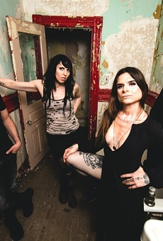 Life of Agony's Mina Caputo lives in the moment