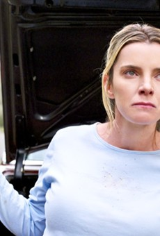 Betty Gilpin in 'The Hunt'