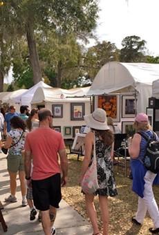 Winter Park Sidewalk Art Festival canceled over coronavirus fears