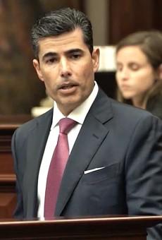 House Speaker José Oliva