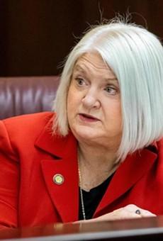 State Sen. Linda Stewart, D-Orlando