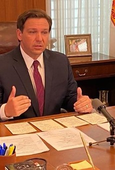 DeSantis says Disney could share data from 77,000 furloughed employees directly to Florida unemployment system