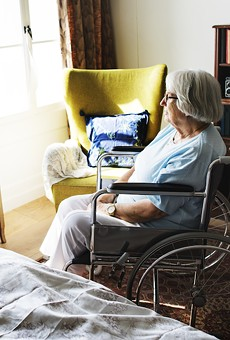 There are 691 licensed nursing homes in Florida, with an estimated 71,000 residents.