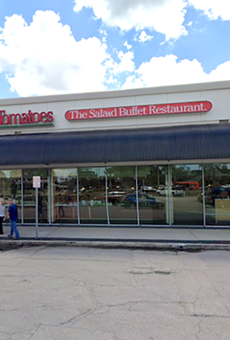 The now-closed Sweet Tomatoes at 4678 E. Colonial Drive