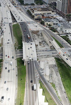 Interstate 4 closing lanes in downtown Orlando for five days, starting Wednesday