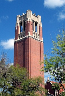The Century Tower at the University of Florida