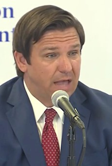 Gov. Ron DeSantis on Friday