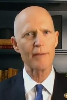Sen. Rick Scott on Thursday