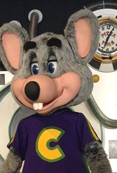 Chuck E. Cheese might be trying to hide who they are, but Orlando still owes a lot to this mouse