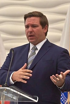Gov. Ron DeSantis supports moving Republican National Convention to Florida