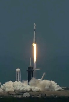 SpaceX and NASA successfully launch historic Falcon 9 mission from Cape Canaveral