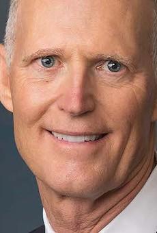 Florida Sen. Rick Scott backs Trump's 'law-and-order' rhetoric towards Justice for Floyd protesters
