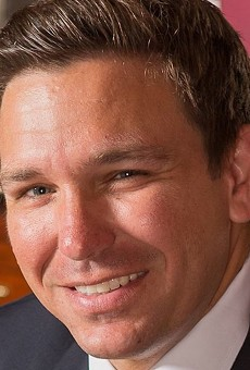 Republican Governor Ron DeSantis