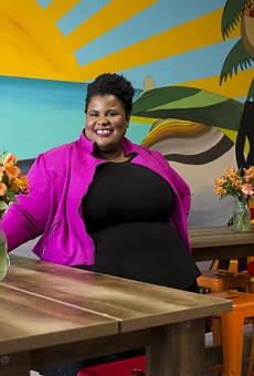 Chef Jenn Ross of Eatonville's DaJen Eats