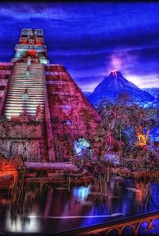Epcot's Mexico Pavilion