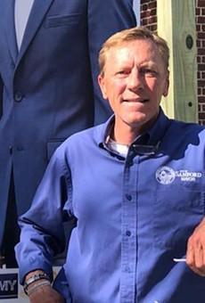 Sanford mayor Jeff Triplett resigns to run for Seminole Property Appraiser
