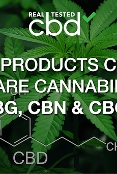 What products contain the most rare cannabinoids: CBC, CBN and CBG?