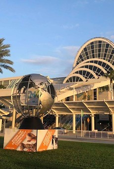 Orange County Convention Center's planned $605 million expansion postponed