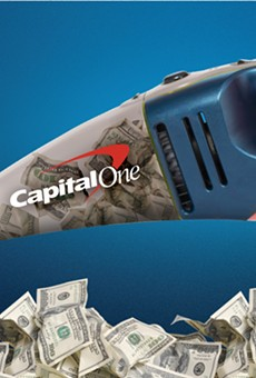 Capital One and other debt collectors are garnishing millions of Americans' paychecks, in spite of CARES protections