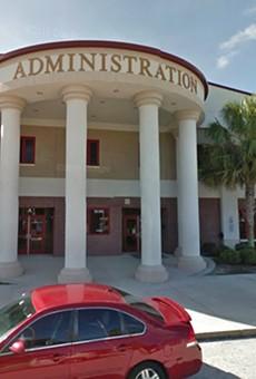 Colonial High School in Orlando