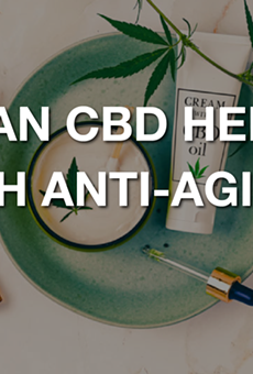 How Does CBD Work For Anti-Aging?
