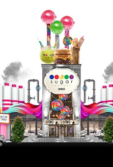 Sugar Factory Express, a fast-casual extension of the American Brasserie, will launch in Orlando this fall
