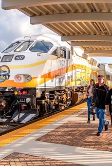 SunRail suspending service on Monday